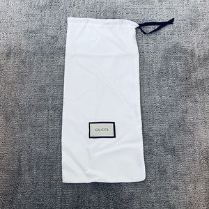 Gucci dust cover